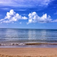Photo taken at Playa Fortuna by Norma A. on 9/21/2014
