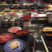 Photo taken at Shabushi by mook m. on 10/5/2016