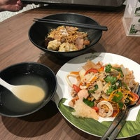 Photo taken at Food Park by mook m. on 7/20/2018
