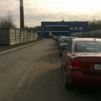 Photo taken at склад Nesco by Антон Х. on 4/1/2014