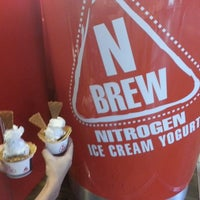 Photo taken at N Brew by Christine T. on 2/14/2014