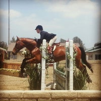 Photo taken at Los Angeles Equestrian Center by Harrison P. on 5/24/2013