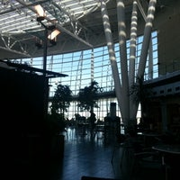 Photo taken at Indianapolis International Airport (IND) by Harrison P. on 12/5/2012