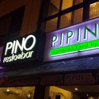 6/1/2013 tarihinde Mariel L.ziyaretçi tarafından Pino Resto Bar'de çekilen fotoğraf