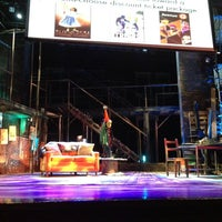 Photo taken at Phoenix Theatre by Joyce C. on 9/15/2013