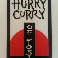 Photo taken at Hurry Curry of Tokyo by Dean C. on 6/30/2013