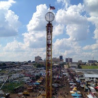 Photo taken at Mississippi State Fairgrounds by Wendy C. on 10/11/2013
