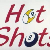 Photo taken at Hot Shots Karaoke by Wendy C. on 8/18/2013