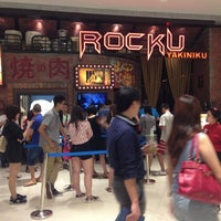 Photo taken at Rocku Yakiniku by Athena T. on 3/8/2015