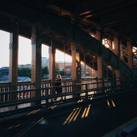 Photo taken at High Level Bridge by Dragos B. on 9/23/2015