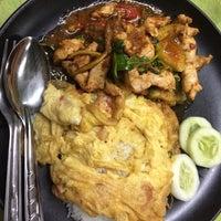 Photo taken at ร้านอาหารตามส่ัง พ่ีแหม่ม พ่ีดิศ by VASUTPOL OAT C. on 4/17/2014