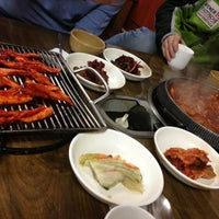 Photo taken at 동양식당 by Bumjoon S. on 2/23/2013