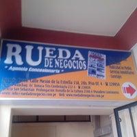 Photo taken at Rueda de Negocios by Edyxon F. on 7/31/2013