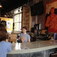 Photo taken at Steel String Brewery by Howard R. on 5/18/2013