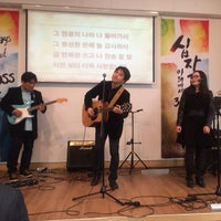 Photo taken at 서울 그리스도의 교회 (SCOC) by Eun Jung S. on 2/23/2014
