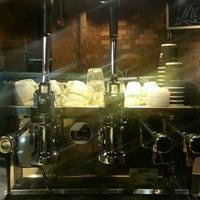 Photo taken at กาแฟต้อม (Thom Artisan Coffee) by Krit P. on 3/27/2014