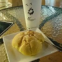 Photo taken at กาแฟต้อม (Thom Artisan Coffee) by Krit P. on 2/13/2014