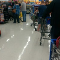 Photo taken at Walmart Supercenter by Christine C. on 8/11/2014