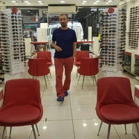 Photo taken at Elegance Yılmaz Optik by Hakan Y. on 5/23/2015