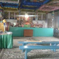 Photo taken at Дацан Туддэншаддубчойлин by Grudinina E. on 11/27/2014