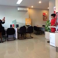 Photo taken at Bank CIMB Niaga by Werkudara Travel M. on 3/3/2014