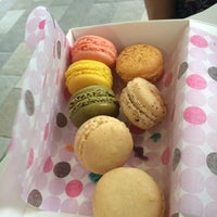 Photo taken at Le Macaron French Pastries by Marcelino A. on 7/30/2014