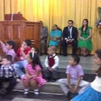 Photo taken at Iglesia Adventista La Montañita by María C. on 5/24/2014
