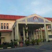 Photo taken at Institut Pendidikan Guru Malaysia (IPGM) Kampus Sultan Mizan by Wan Mohd Shahridhan on 1/13/2013