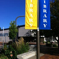 Photo taken at Bismarck Public Library by Ellen B. on 9/16/2013