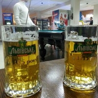 Photo taken at Beer loga by Евгения Б. on 3/19/2014