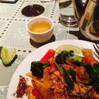 Photo taken at Thai Cuisine II by Shawn N. on 11/13/2015