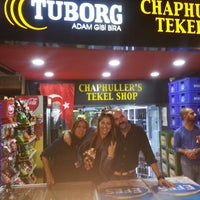 Photo taken at Chaphullers Shop by TC Adnan K. on 10/30/2013