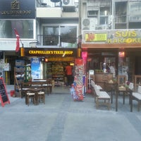 Photo taken at Chaphullers Shop by TC Adnan K. on 5/30/2014