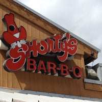 Photo taken at Shorty's BBQ by Steve P. on 10/21/2012