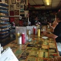 Photo taken at Fat Elvis Diner by Jennifer G. on 7/1/2014