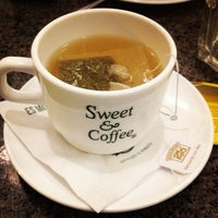 Photo taken at Sweet & Coffee by Stenio C. on 10/30/2013