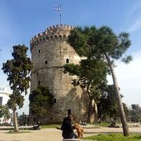 Photo taken at Thessaloniki by Lia👑 S. on 3/19/2013