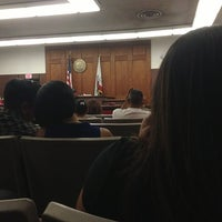 Photo taken at Los Angeles Superior West Covina Courthouse by Omar L. on 5/9/2014