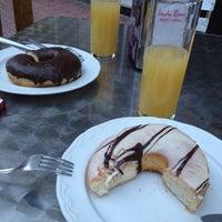 Photo taken at Panaderia Y Confiteria Conchi Rivera by Cristina G. on 11/4/2013