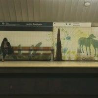 Photo taken at Metro Jardim Zoológico [AZ] by António N. on 5/12/2017