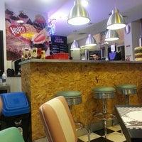 Photo taken at American Music Burger by António N. on 7/30/2014