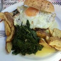 Photo taken at American Music Burger by António N. on 2/28/2014
