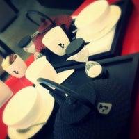 Photo taken at Wiener's Tea&Coffee Lounge by Cihan Y. on 3/12/2014