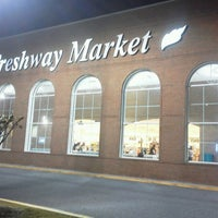 Photo taken at Freshway Market by Richard H. on 11/5/2012