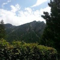 Photo taken at Lillaz, Cogne by Pier Paolo B. on 7/19/2013