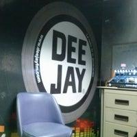 Photo taken at Radio Dee Jay FM by Pablo M. on 9/20/2013