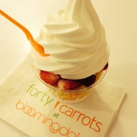 Photo taken at Forty Carrots Restaurant by Laura M. on 1/12/2014