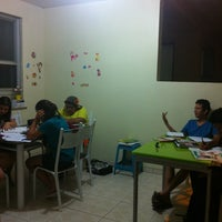 Photo taken at Aula Particular Tia Socorro by Raul N. on 9/10/2013