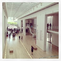 Photo taken at The Modern Wing by Darren B. on 6/30/2013