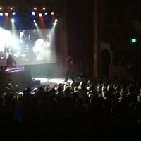 Photo taken at Bluebird Theater by Darren B. on 1/25/2013